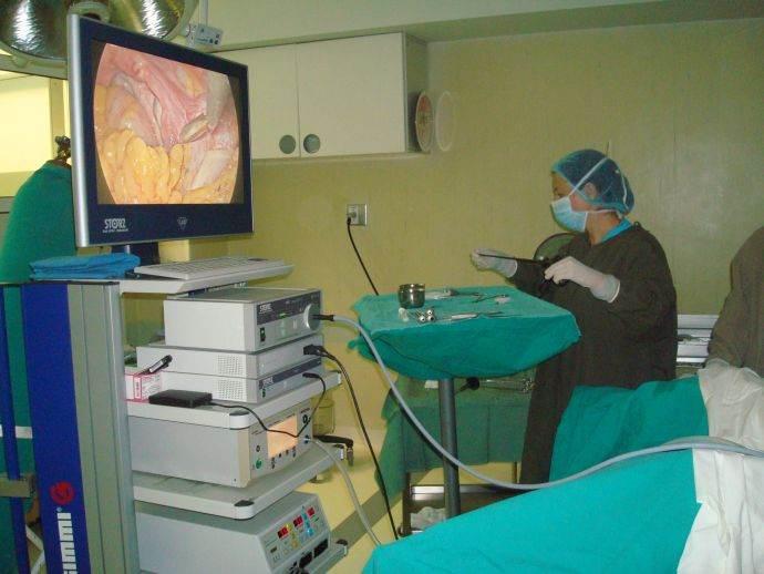 гинекологична-операция